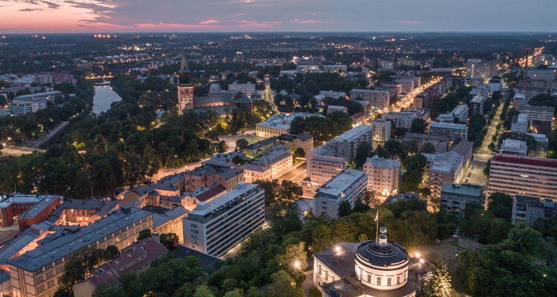 Turku city